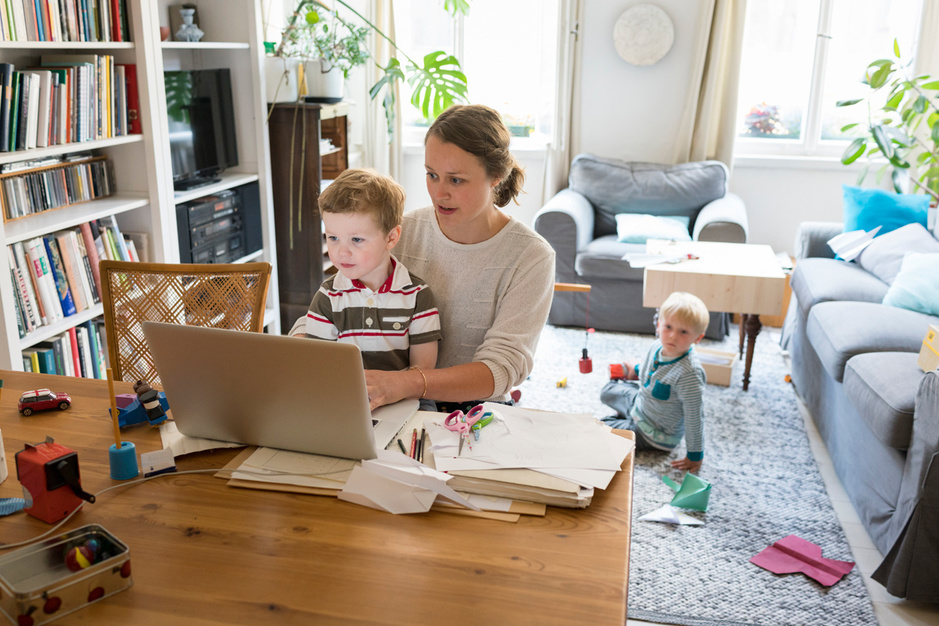 Co-ouderschap in coronatijden: 'Voor één keer een voordeel voor kinderen om twee huizen te hebben'