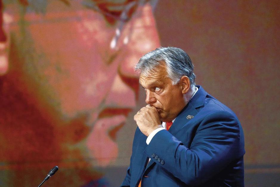 Viktor Orban: 'Wij krijgen niets van de EU'