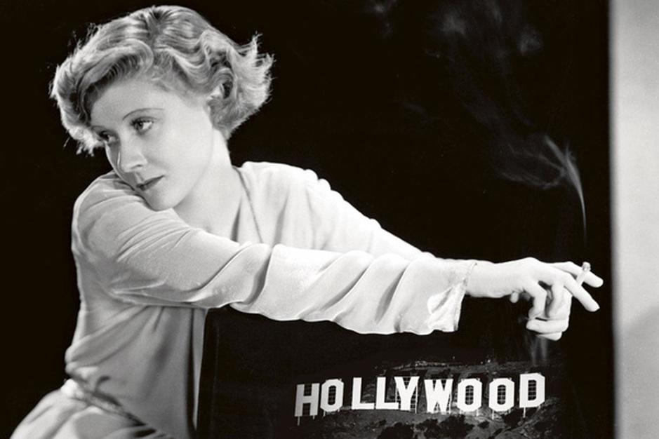 De legende van Peg Entwistle, de actrice die zich van de H van Hollywood stortte