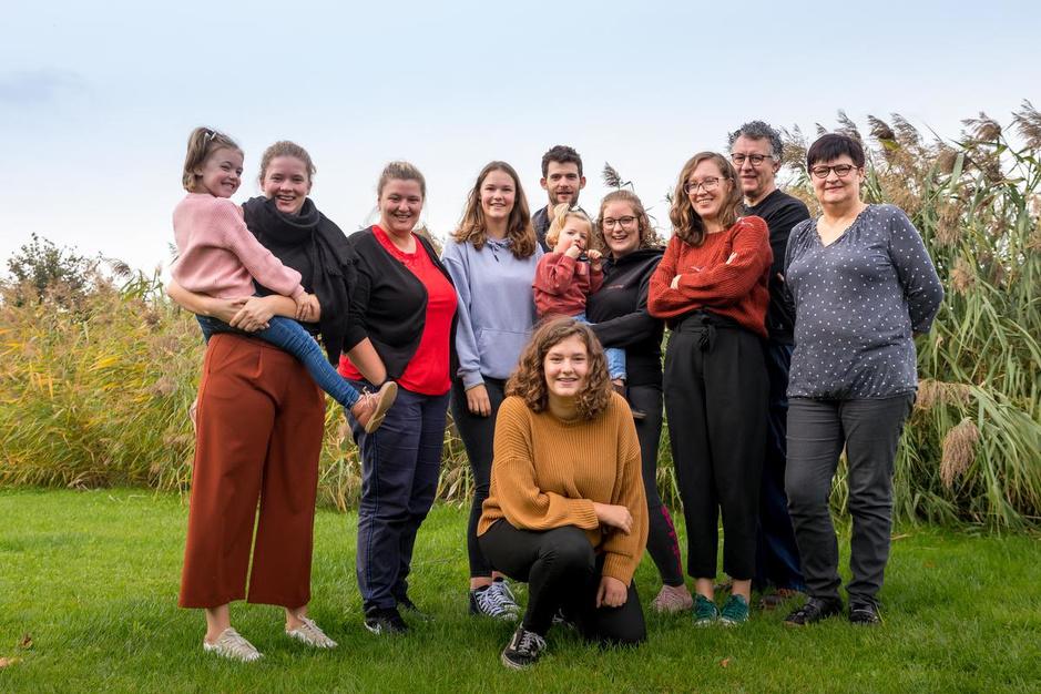 """Kroostrijk Ruiseleeds gezin in 'Durf te vragen': """"Ons geheim ingrediënt? Liefde"""""""