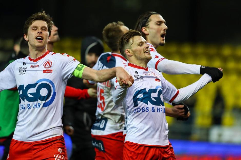 KV Kortrijk looks good vandaag (maar heel zeker ook in de toekomst)