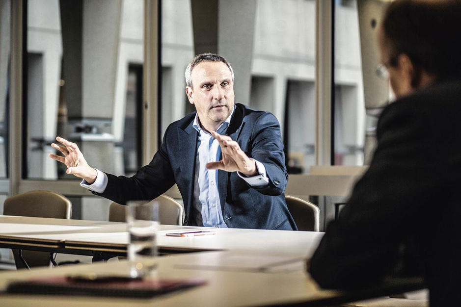 Erik Van Den Eynden (CEO ING België): 'We hebben drie jaar niet geïnvesteerd in onze app'