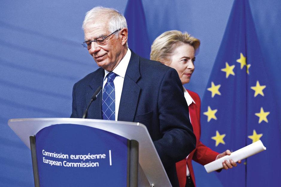 Europees buitenlandbeleid: waarom hoge vertegenwoordiger Josep Borrell faalt