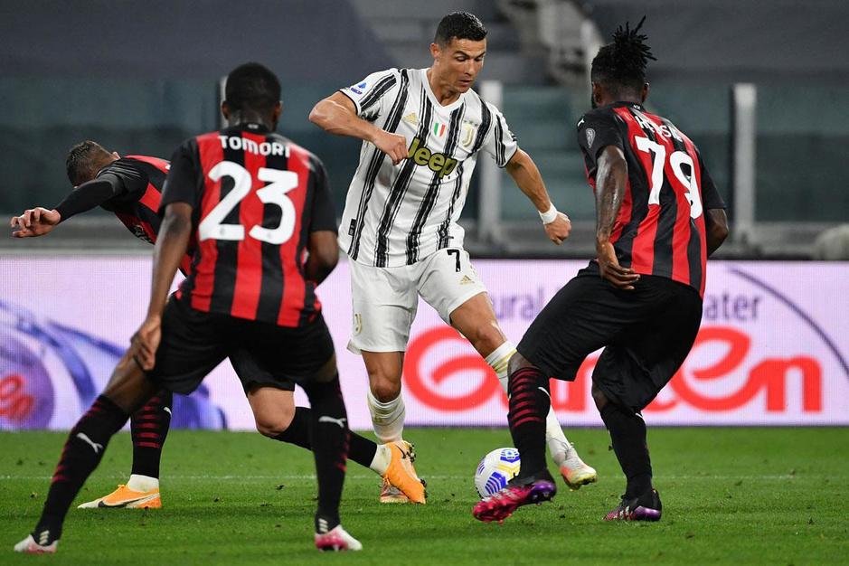 Juventus: van de droom van een tiende titel op rij naar de hel