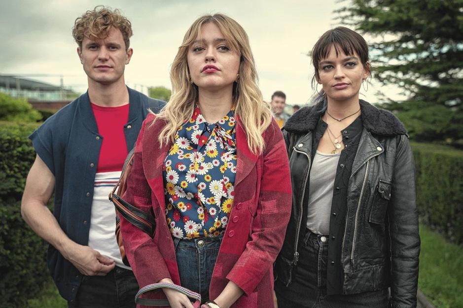 Niet enkel u, maar ook de acteurs voelen zich beter na de Netflixreeks 'Sex Education'