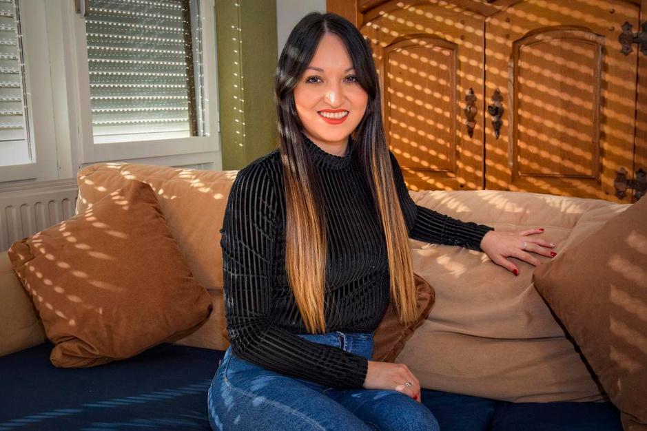 """Andrea Mishell Arellano Salazar voelt zich hier al thuis: """"Met wilskracht geraak je al heel ver"""""""