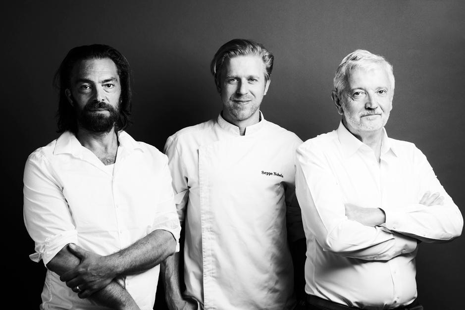 De nieuwe sous-chefs van Seppe Nobels komen uit alle hoeken van de wereld: 'Kunnen koken doet hen groeien'