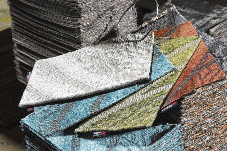Déroulez le tapis: dans les coulisses de Louis De Poortere (En images)