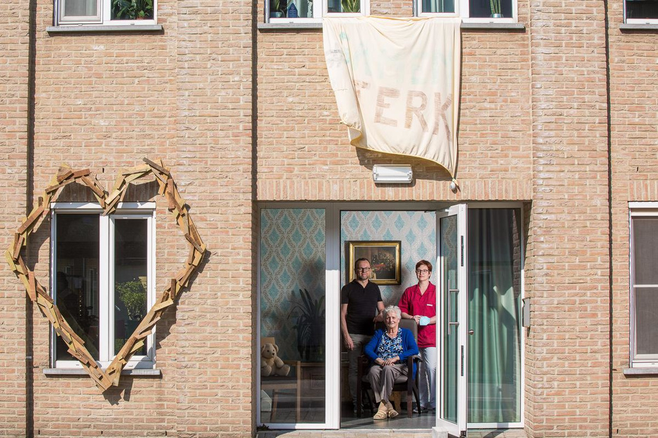 """Getuigenissen uit het zwaar getroffen woonzorgcentrum Westervier: """"We voelen ons machteloos"""""""