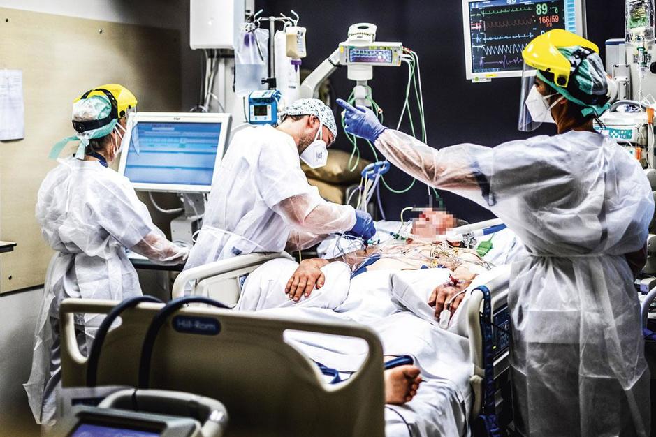 Afweer in overdrive: waarom is niet iedereen even vatbaar voor het virus?