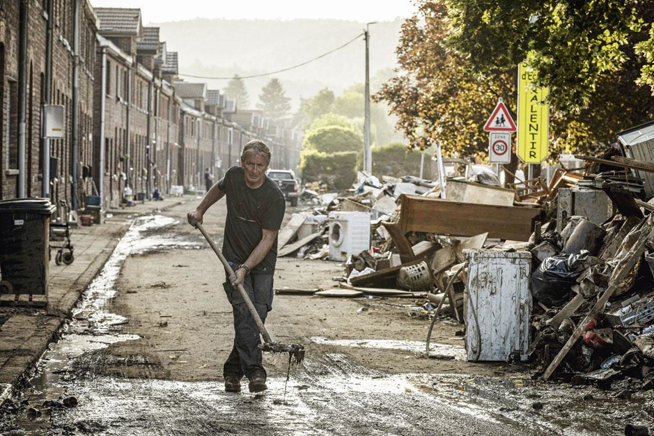 Wallonië na de zondvloed: de zoektocht naar een Waals heropbouwplan