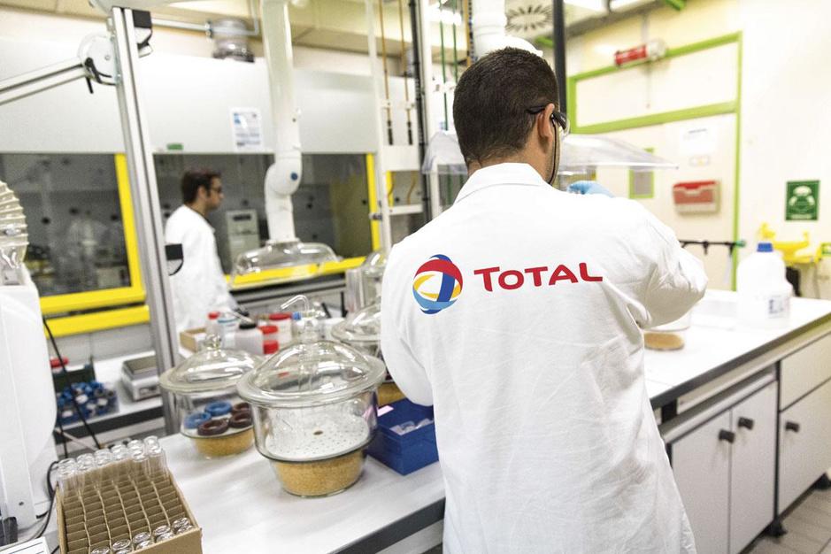Patrick Pouyanné (CEO Total) ziet een bubbel in de energiesector