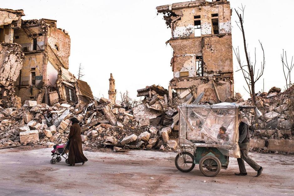 10 jaar oorlog in Syrië: 'We kunnen maar beter met Assad gaan praten'