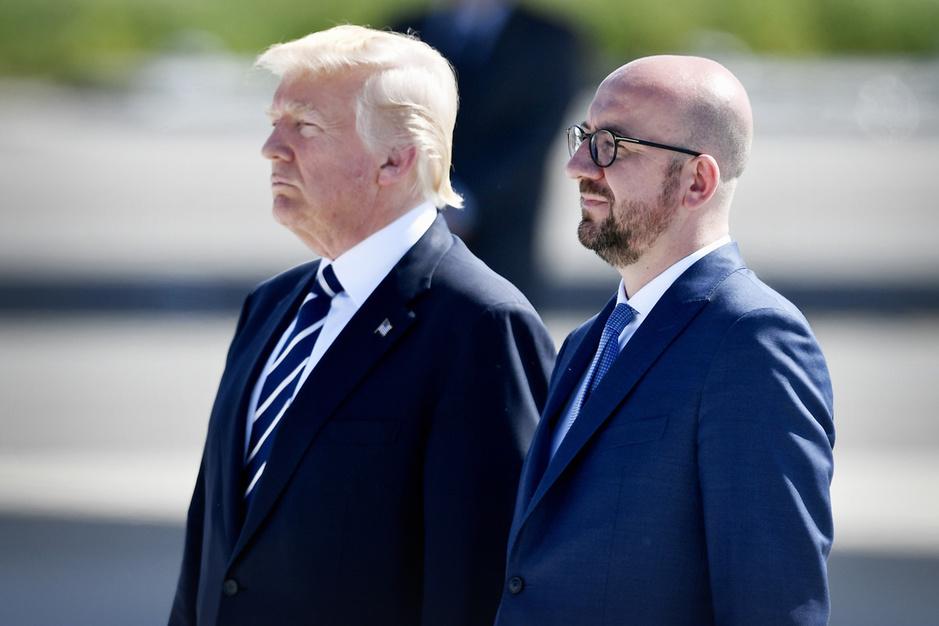 Wat doet de Europese Unie als Trump zichzelf voorbarig als winnaar uitroept?
