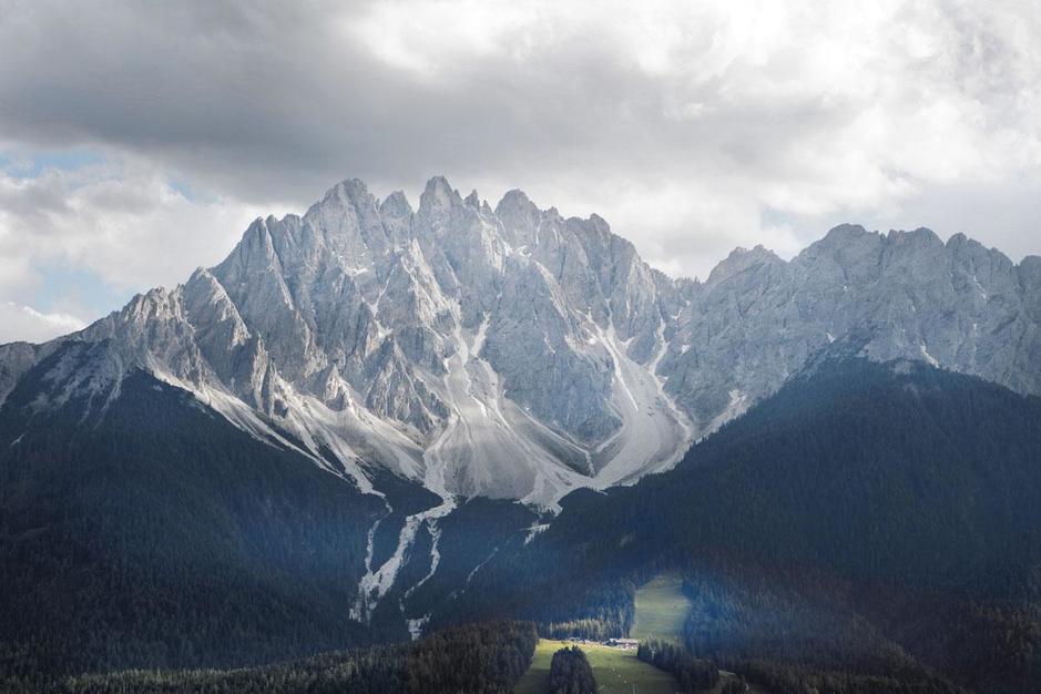Dolle grieten: dagboek van een moeder-dochterreis in de Dolomieten