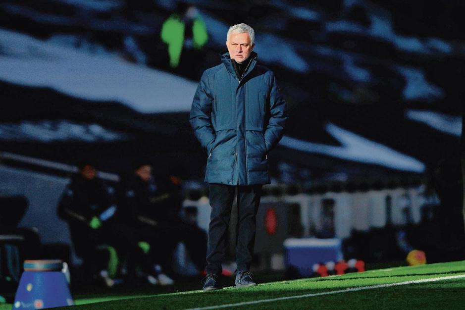 Moe van Mourinho: hoe de Special One doodgewoontjes werd