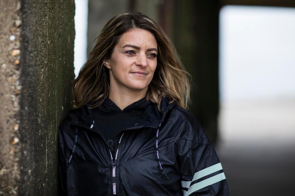 """Claudia Van Avermaet: """"We zijn het verleerd om te genieten van rust"""""""