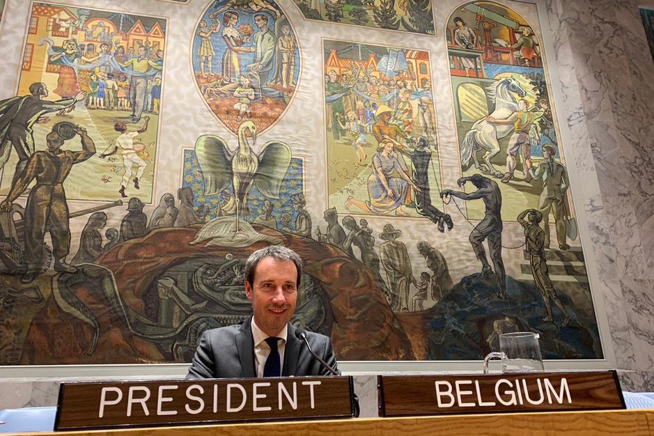 Minister Philippe Goffin (MR): 'Investeren in Defensie en Buitenlandse Zaken belangrijker dan begrotingsevenwicht'