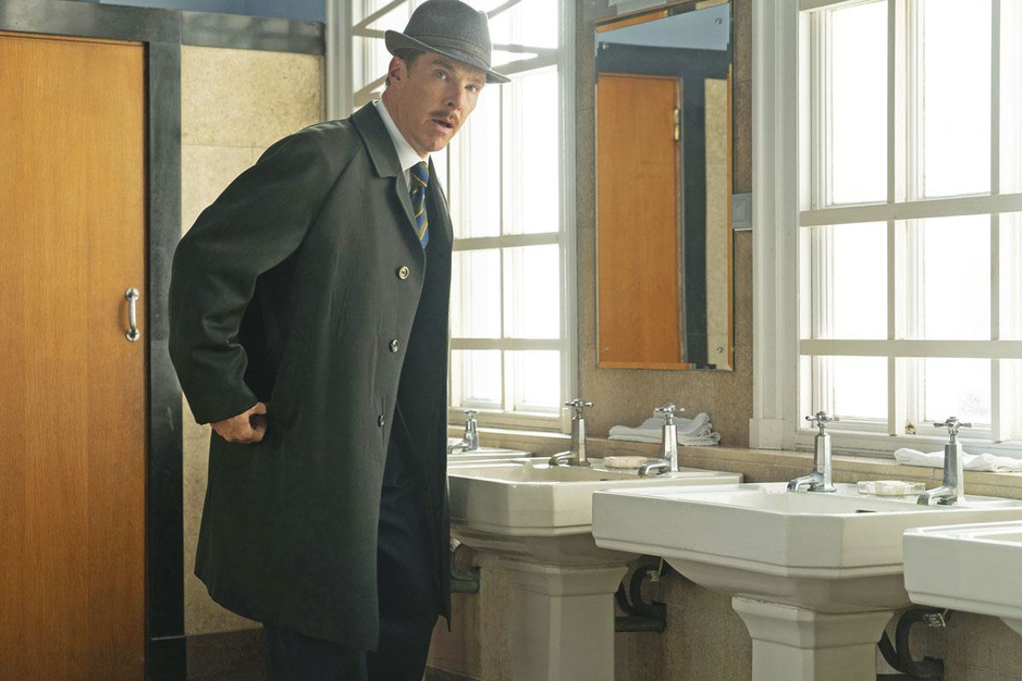 Benedict Cumberbatch kan op véél manieren nee zeggen in spionagethriller 'The Courier'