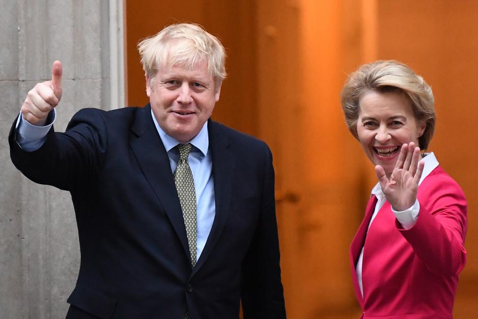 Brexit: Europese Unie en Verenigd Koninkrijk staan op zucht van akkoord