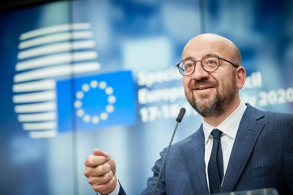 Baanbrekend Europees herstelfonds compenseert tegenvallend begrotingspakket