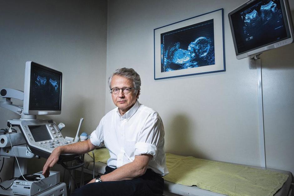 Gynaecoloog Michel Bafort: 'Natuurlijk kan een arts leven met minder dan 700.000 euro per jaar'
