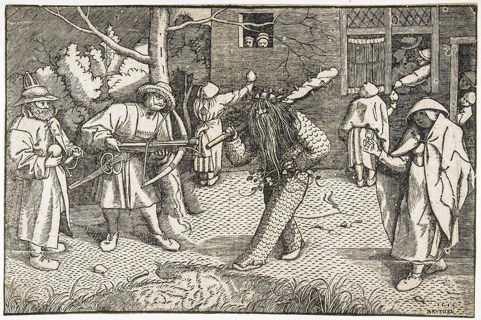 Schrijver Jeroen Olyslaegers legt uit waarom hij met Wildevrouw terugkeert naar de 16e eeuw