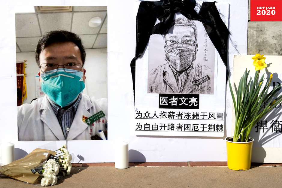 Dokter Li Wenliang: de covid-klokkenluider van Wuhan die twee keer stierf