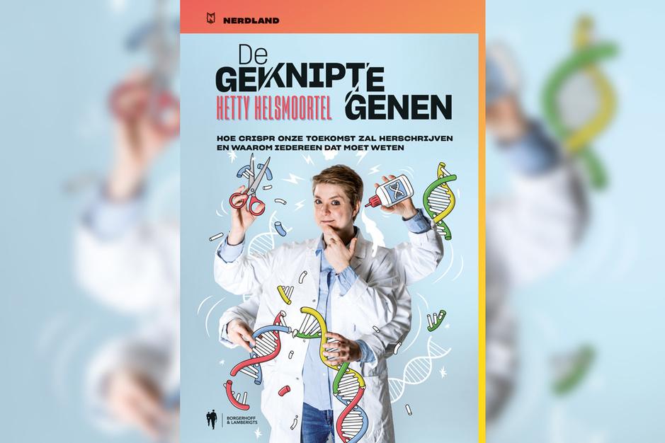 Voorpublicatie: de wonderlijke biologie achter CRISPR