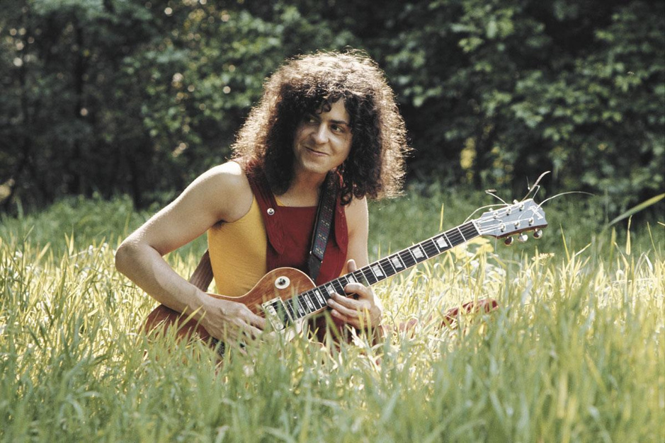 L'histoire foudroyante de Marc Bolan