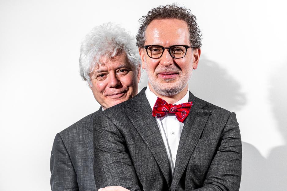 Marc De Vos en Paul Scheffer: 'Er wordt te makkelijk geoordeeld over het ambacht van de politiek'