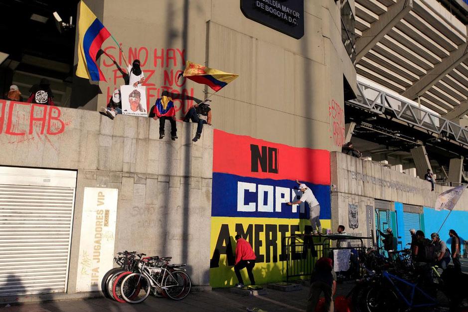 De Copa América, wie wil er zijn handen nog aan vuil maken?