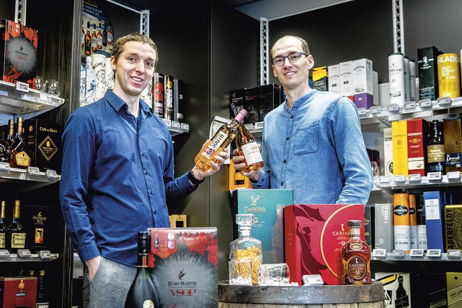 Antwerpse Ambassadeur 'kleine bedrijven' AsterX Dranken: feest in de familie