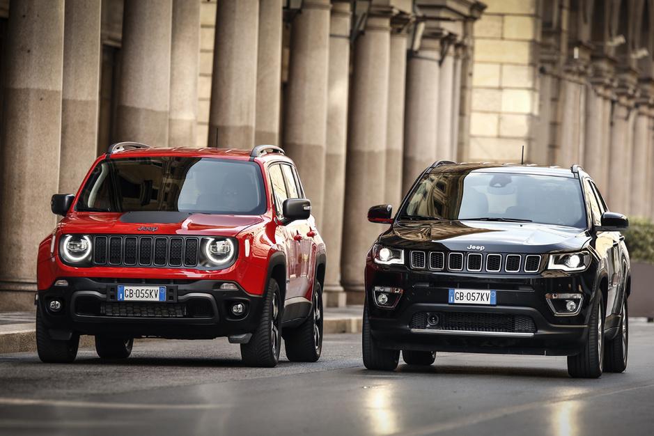 Jeep en Fiat, samen sterker