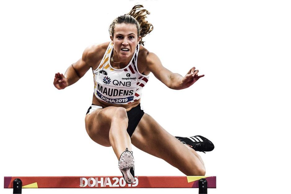 Atlete Hanne Maudens na de carrièreswitch: 'Ik noem het een burn-out omdat dat minder erg klinkt'