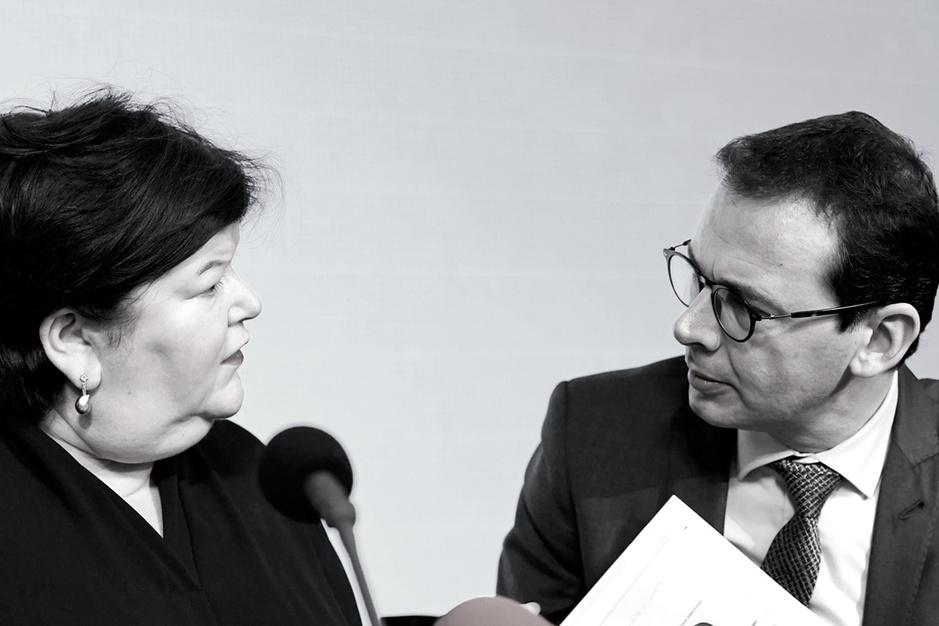 Carl Devos: 'De staat van genade voor onze ministers is voorbij'