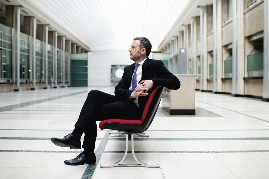 NBB-gouverneur Pierre Wunsch over de klimaatuitdaging: 'Geld vinden is het probleem niet'
