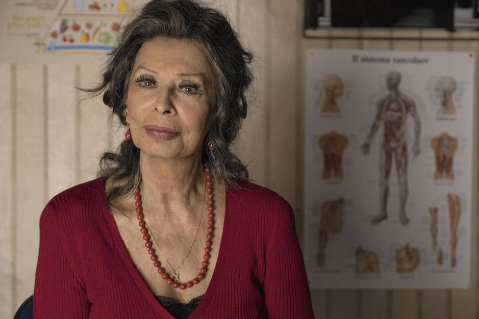 Hoe Sophia Loren het maakte door gewoon Sophia Loren te zijn