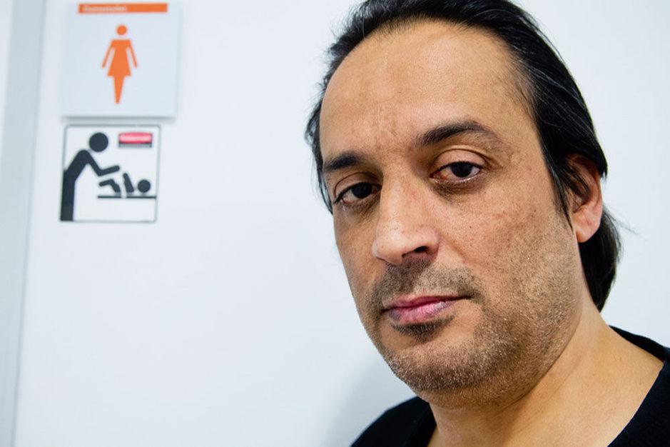 Het laatste Knack-interview met Hafid Bouazza: 'Van mij mogen vrouwen in de moskee hun borsten tonen'