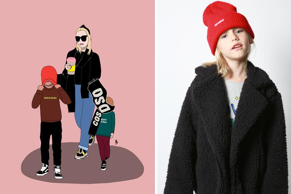 Sofie Ysewijn van het Belgische merk Cos I Said So: 'Kinderen moeten zichzelf kunnen zijn in hun kleren'