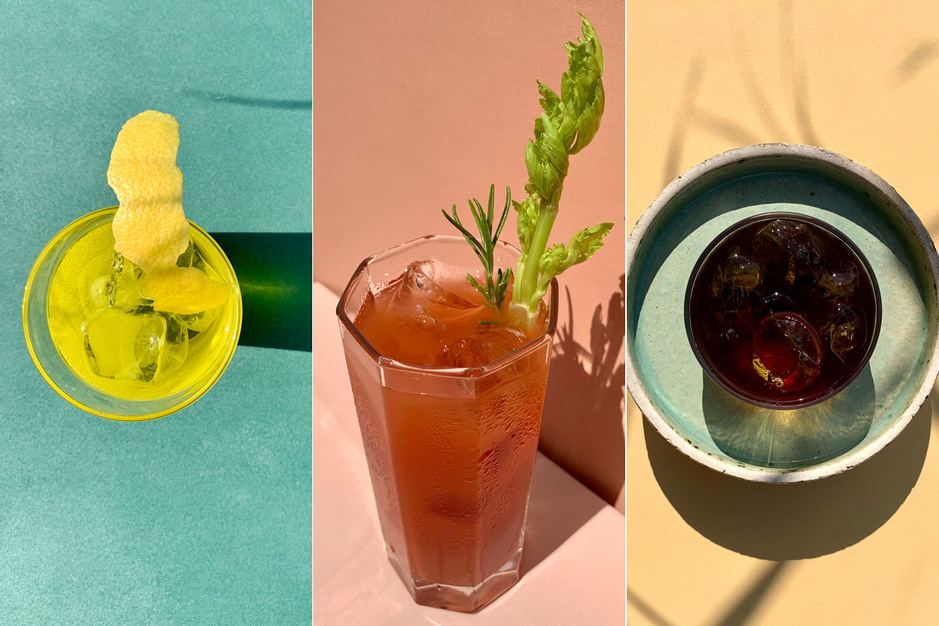 De Cosmopolitan voorbij: bartenders over de nieuwste cocktails onder de Belgische zon