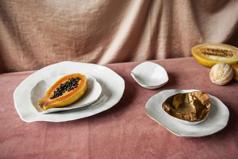 Culinaire ontwerpers: deze creatieve borden maken je gerecht af