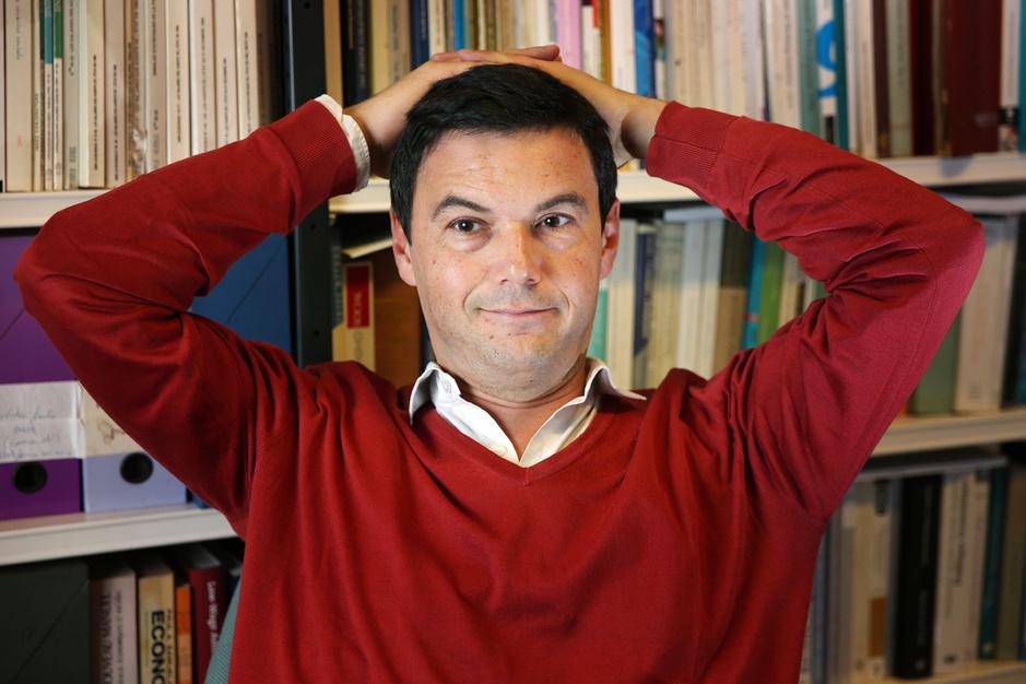 Succeseconoom Thomas Piketty: 'Ik wéét dat mijn voorstellen angstaanjagend kunnen zijn'