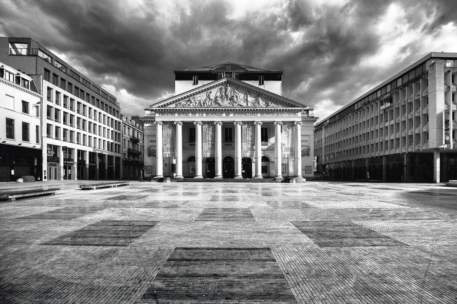 Bruxelles, une ville mise à nu (En images)