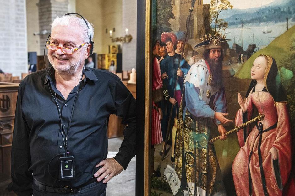 Fernand Huts (CEO Katoen Natie): 'Wij zijn een bedrijf dat heel veel feest'
