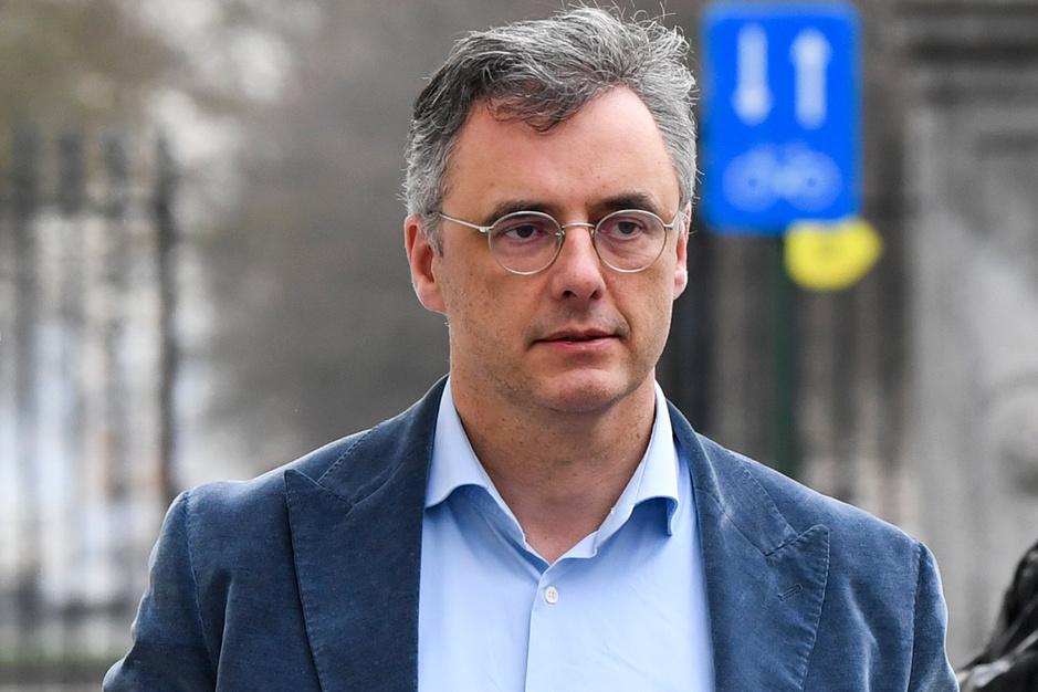 Joachim Coens: 'Na volmachten hopelijk nieuwe formatiegesprekken'