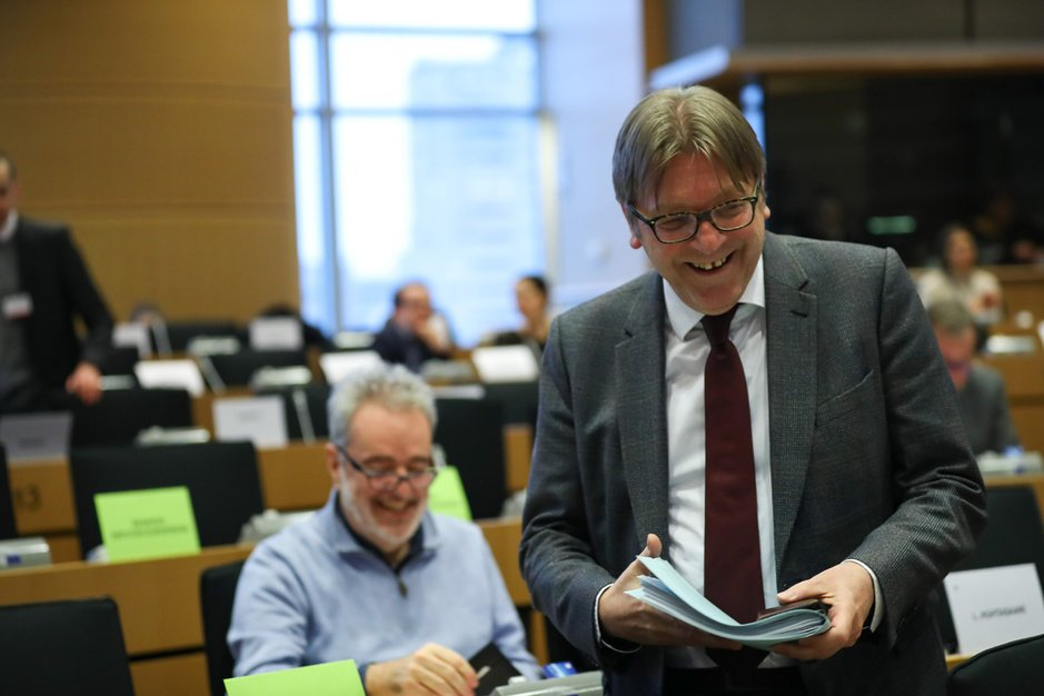 Onduidelijkheid over toekomst Verhofstadt: 'Waarom op voorhand mensen uitsluiten?'