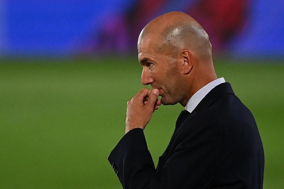Het geheim van coach Zinédine Zidane