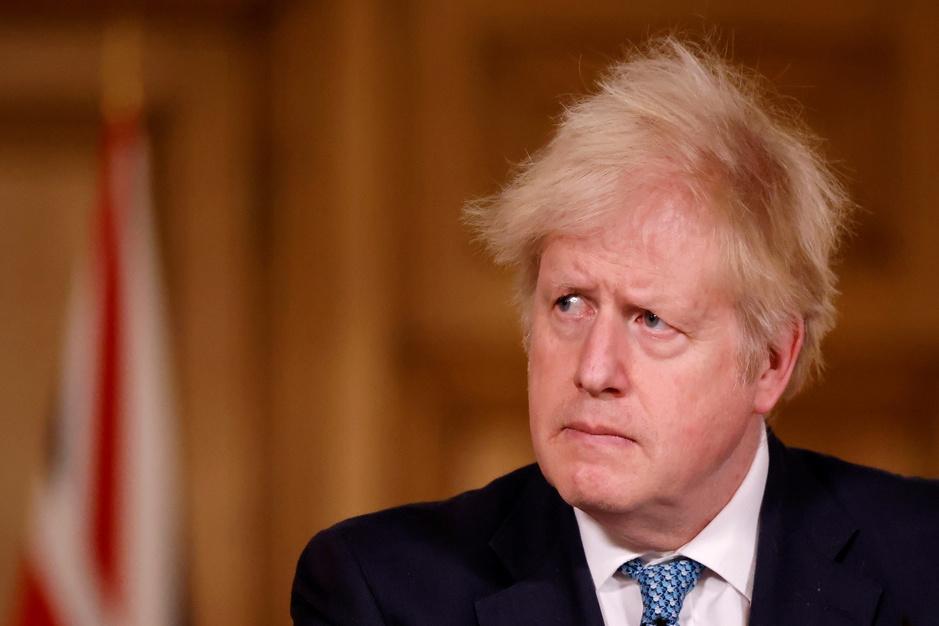 Voorpublicatie: 'Boris Johnson, de geliefde gokker, loner en lover'