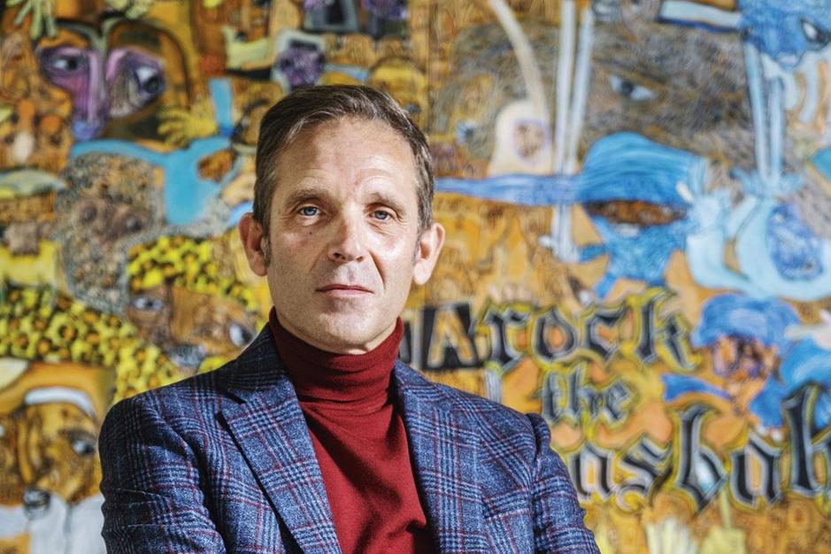 Salvatore Curaba (IT-bedrijf EASI): 'Het doet me deugd als mensen mij overstijgen'